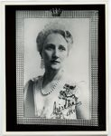 Frame with a Photograph of Crown Princess Martha of Norway