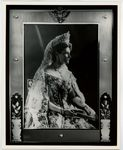 Frame with Photograph of Alexandra Feodorovna