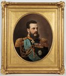 PORTRAIT OF GRAND DUKE VLADIMIR ALEXANDROVICH (1847-1909)