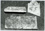 MARBLE FRAGMENT WITH INSCRIPTION