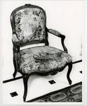ARMCHAIR, ONE OF FOUR
