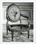 ARMCHAIR FROM A SUITE, ONE OF TWELVE