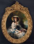 Portrait of Empress Eugénie