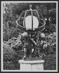 ARMILLARY SPHERE, ONE OF TWO