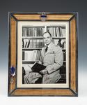 FRAME WITH PHOTOGRAPH OF GENERAL ALLEN SIBLEY